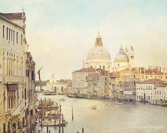 Italy Wall Art, Venice Photography Print, Bedroom Wall Decor, Italy Photo, Wall Picture, Europe Travel Photograph, Horizontal Print