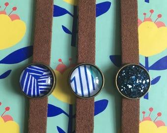 Sparkle galaxy bracelet