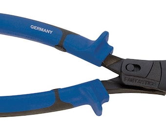 "7-1/2"" Compound Sprue Cutters Semi-Flush Jewelry Making Metal Wire Cutting Pliers - PLR-760.00"