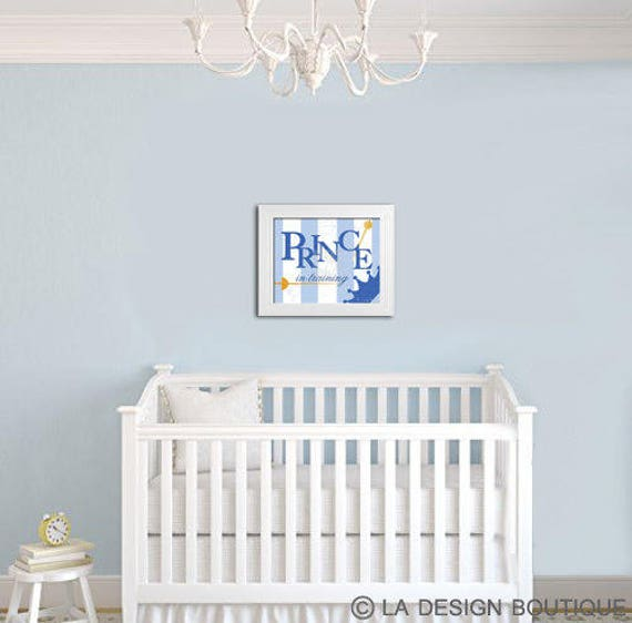 Baby Boy Nursery Wall Art, Baby Boy Nursery Decor, Nursery Wall Art ...