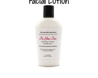 For Your Face Goat's Milk Lotion