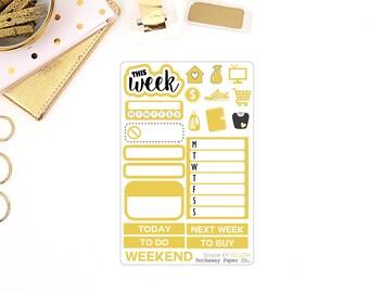 Simple Kit Yellow