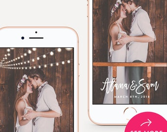 Wedding Snapchat Filter, Wedding Snapchat Geoilter, Snapchat Geofilter, Wedding Filter, Custom Geofilter, Wedding Snapchat Geofilter