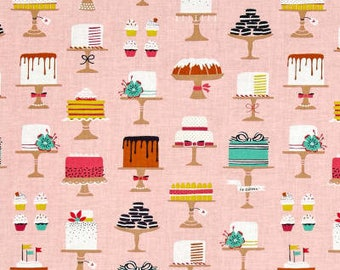 Bake Shop / custom fabric