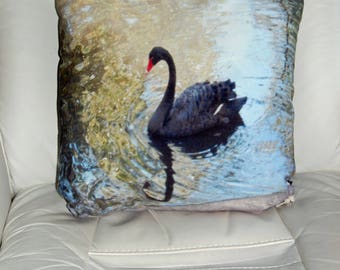 16x16 Indoor Throw Pillow Cushion Cover featuring an