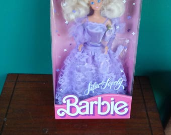 Mattel Lilac and Lovely Barbie Doll Sears Special Limited Edition