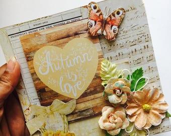 Autumn is love