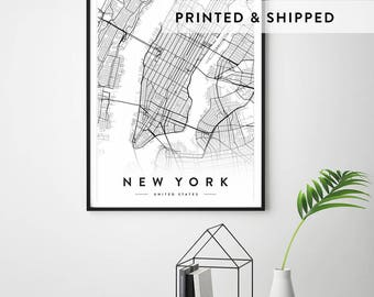 new york city map new york city poster new york map new york