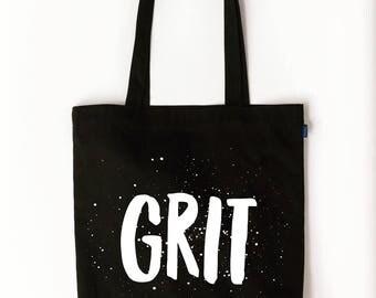 Grit Speckled Tote Bag/Purse
