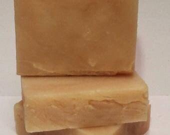 Organic Rose Soap Loaf