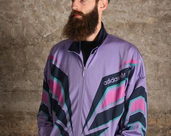 Adidas trainer jacket Vintage 80s