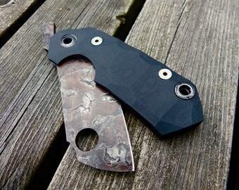 Pocket Cleaver G10