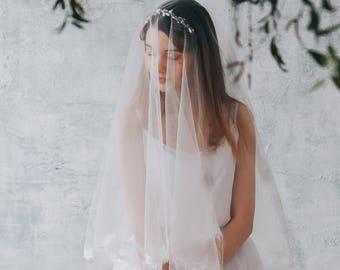 Eyelash lace drop veil, veil, wedding veil, lace veil, bridal veil, veil wedding, veil lace