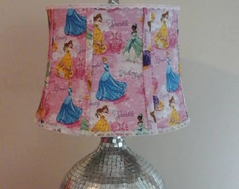 Disney Princess drum lamp shade
