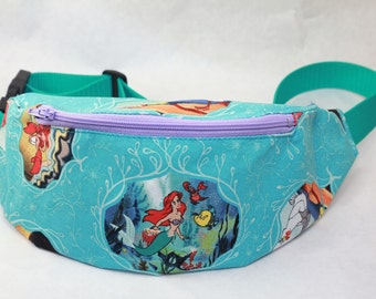 Under the Sea bum bag