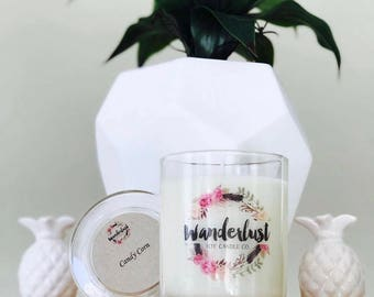Large Classic Soy Candle