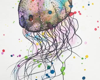 Confetti Jellyfish