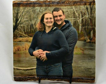 Personalized wood photo, Custom Wedding Gift,  Unique Gift Ideas,  Wedding Gift, Wedding Photo,  Engagement Gift, Gift Ideas, Wood Photo