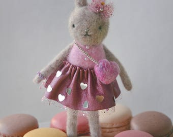 Teddy Bunny / Teddy Rabbit OOAK
