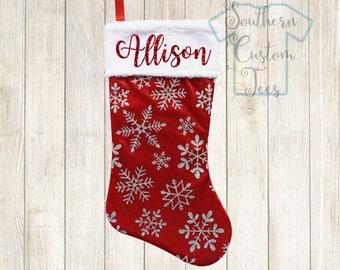 Personalized christmas stockings | Etsy