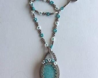 Romantic Amazonite Necklace