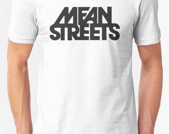 Mean Streets (1973) Movie T-Shirt