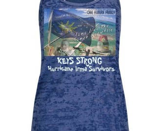 Conch Republic Keys Strong Womens Tank