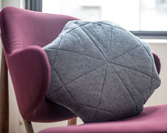 Octagon Pillow - Different Colors