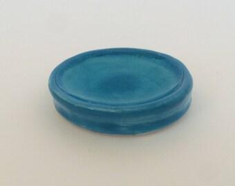 Mini Blue Plate