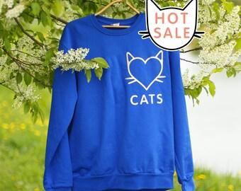 Big SALE, Super SALE, Good Price, Best Gift, Hot Price, Cat SALE, Cat Compass Sweatshirt, Love Cats, Sweatshirt, Cat Sweater, Cat Shirt? Cat