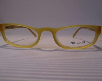 eyeglass frames Vintage New New SoldaniMV 50261 50 19 140 C 3