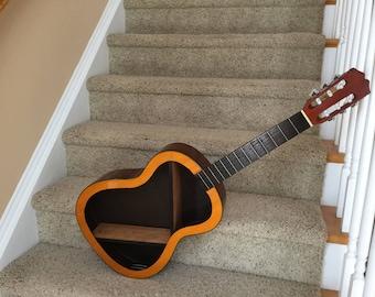Classical Guitar Shelf