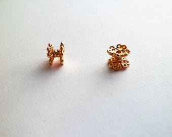Gold plated yoyo connector