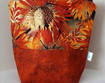 Golden Sunflower Travel size, Med