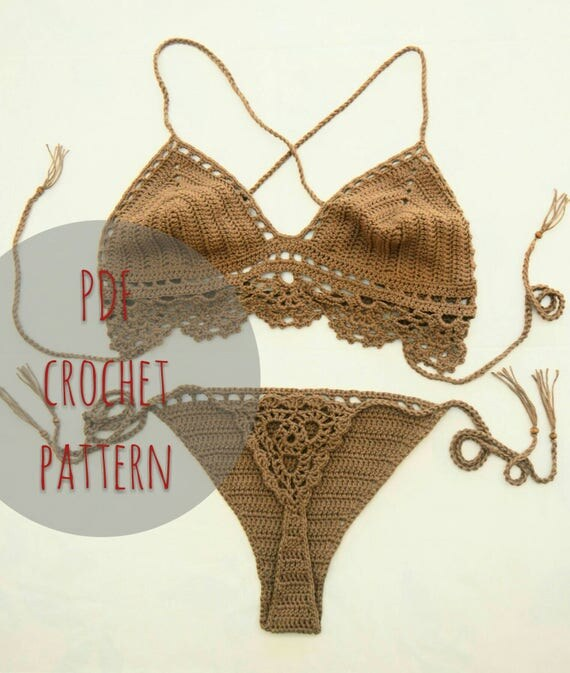 The BOHO Set Crochet Pattern