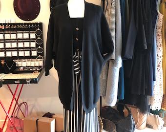 Lantern Sleeve Coat// Size S-L
