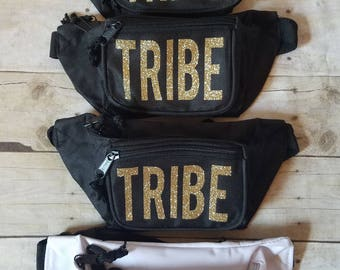 Bachelorette Party Fanny Packs - Matching Fanny Packs for Bridal Party - Bride Tribe Fanny Packs - Bride Squad - Fanny Packs - Wedding Party
