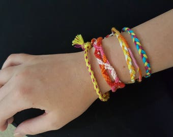 5 Pack Assorted Bracelet
