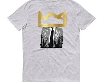 Jean-Michel Basquiat Inspires Shirt
