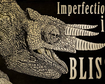 imperfection is bliss