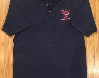 Vintage Toronto Blue Jays Polo Shirt