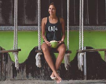 Eat It, Funny Shirts,Grunge Tops,Workout Shirts,Drag Race,Novelty Shirt,Teen Girl Gifts, Teen Girl Tops,Food Shirts