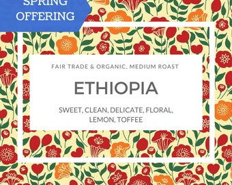 Fair Trade and Organic Ethiopia