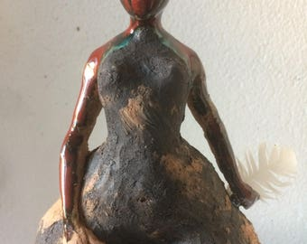 Sculpture Lady Angel
