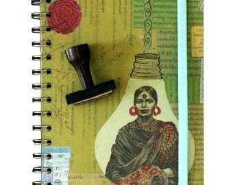 Travel journal Capsule Bindi