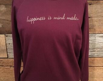 Graphic Word Sweatshirt