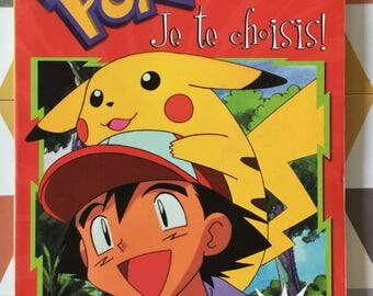 Illustrated novel book 'Pokemon '.