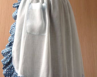 Frilly Fanatic Vintage Apron