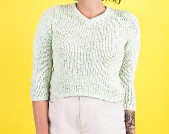 90's Pastel Sweater