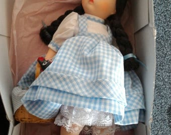 Vintage Madame Alexander Doll: Dorothy and Toto